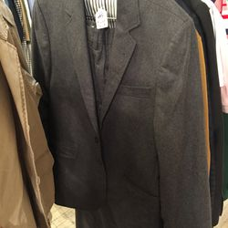 Maison Kitsuné suit, $300 (was $1,000)