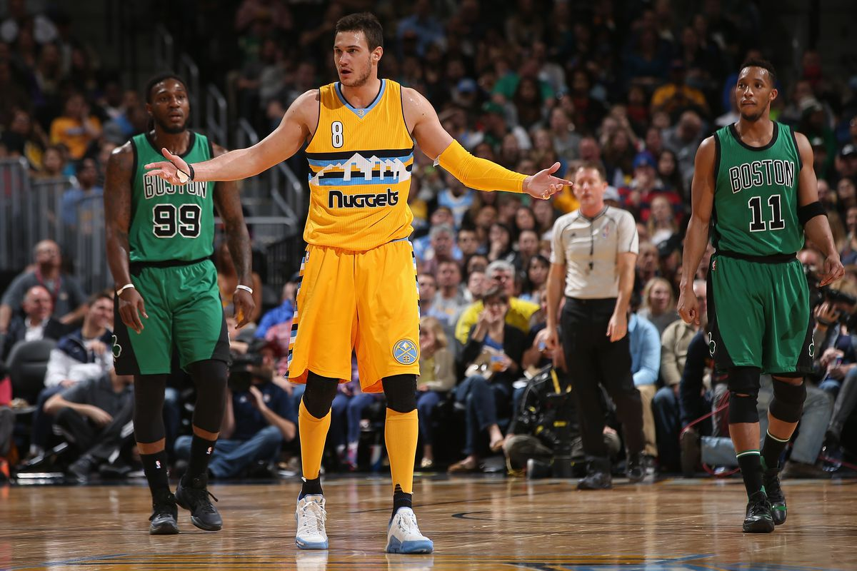 As expected, Nuggets' Danilo Gallinari will opt into free agency this summer
