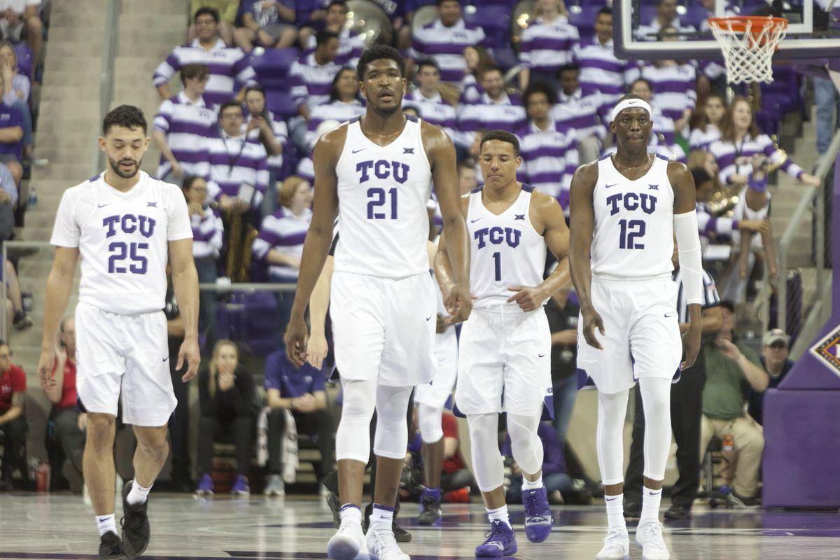 TCU Basketball vs Nebraska | March 24, 2019 | Fort Worth, TX
