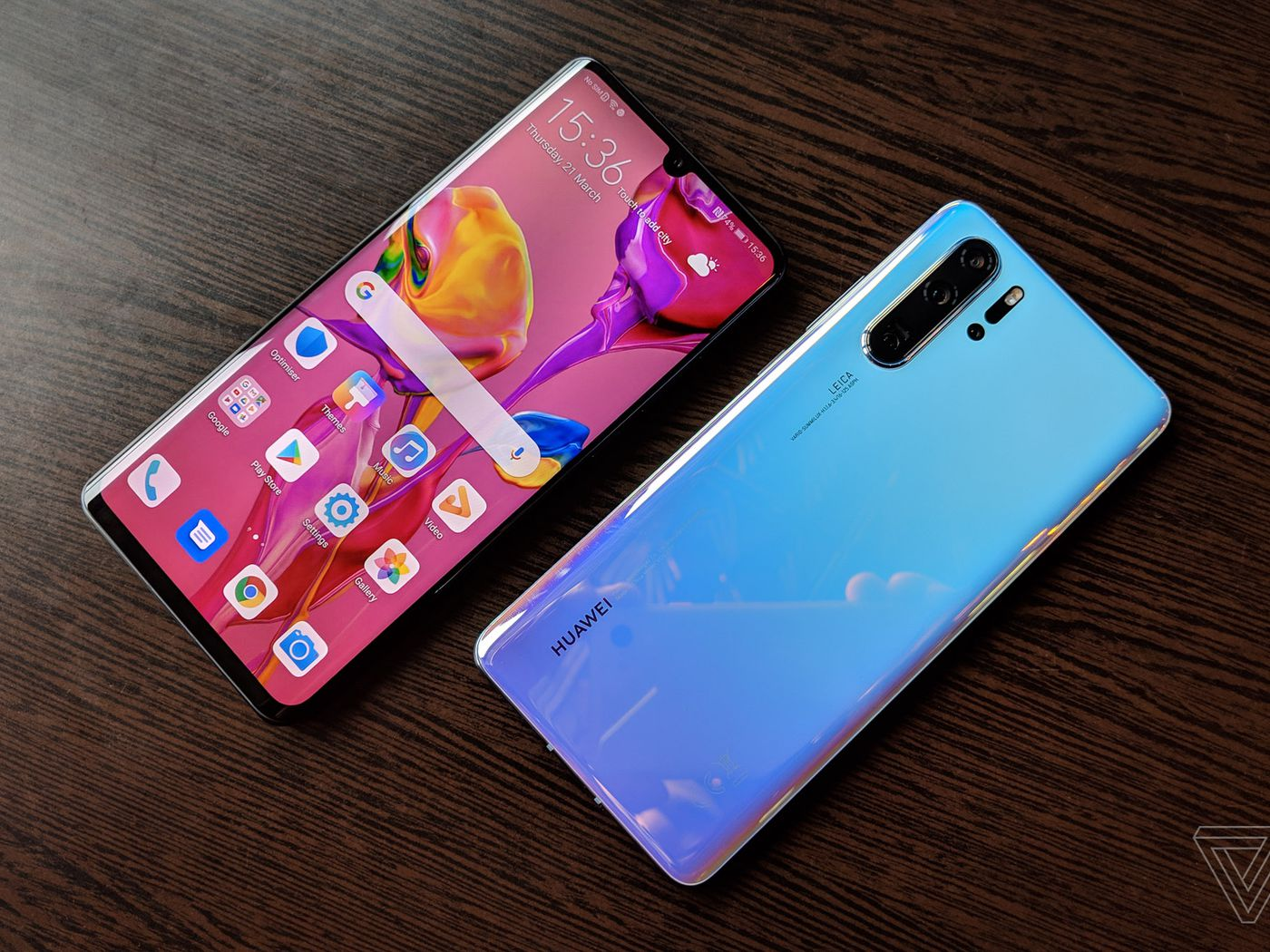 Can Huawei make a phone without US parts? - The Verge