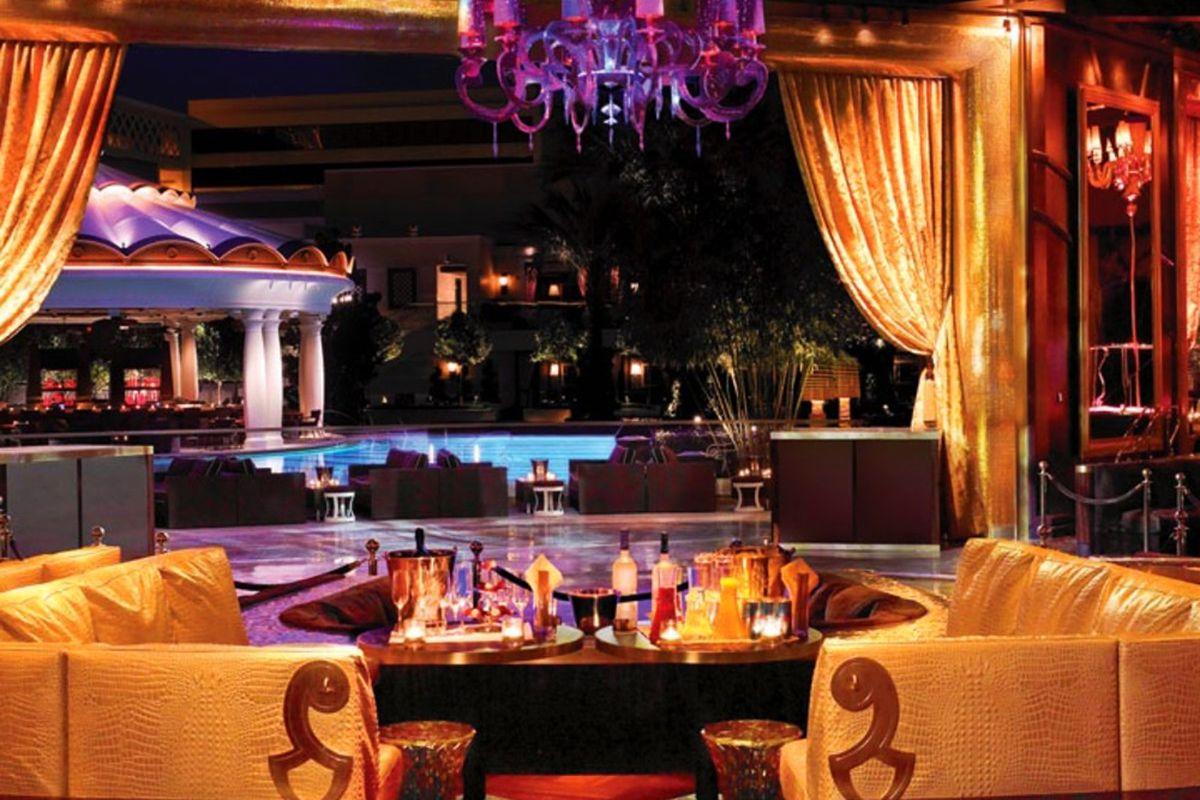 XS Nightclub to Drop $5 Million On New Lighting - Eater Vegas