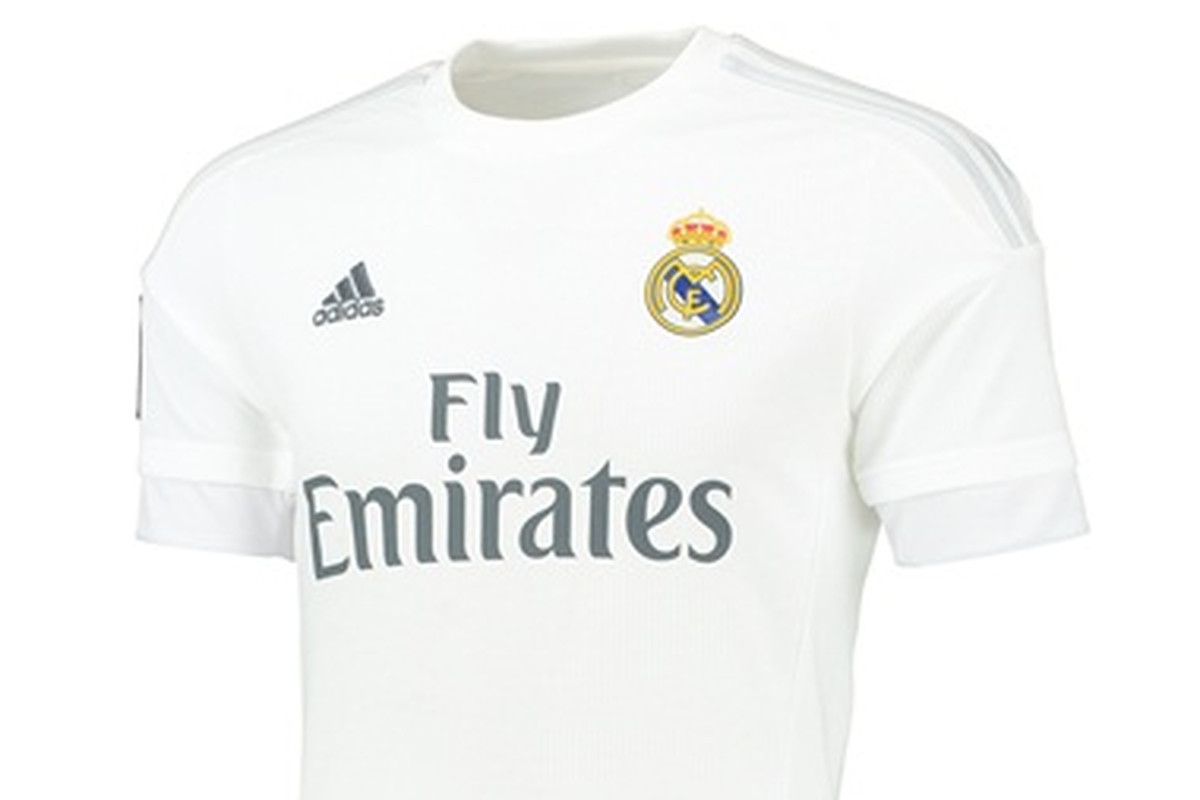 d8691698b Real Madrid unveil 2015-2016 kit - Managing Madrid