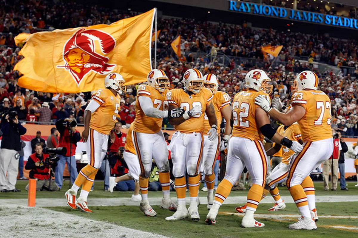 This is a picture of Sweet Tampa Bay Buccaneers Picture