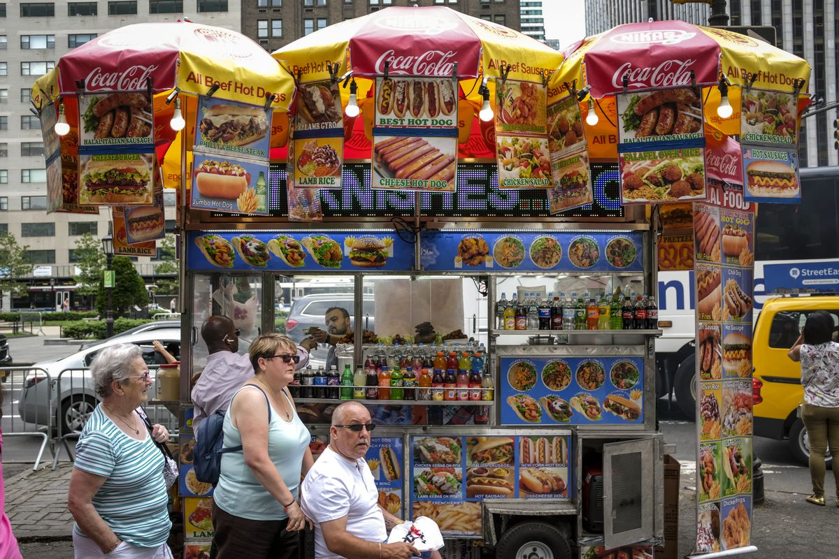 NYC's Health Dept. Letter Grading System Coming To New York City's Food Trucks And Street Carts
