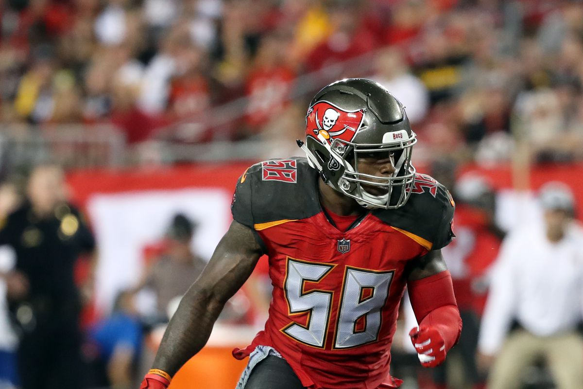 10178cf4 Kwon Alexander to sign massive contract with San Francisco 49ers as ...
