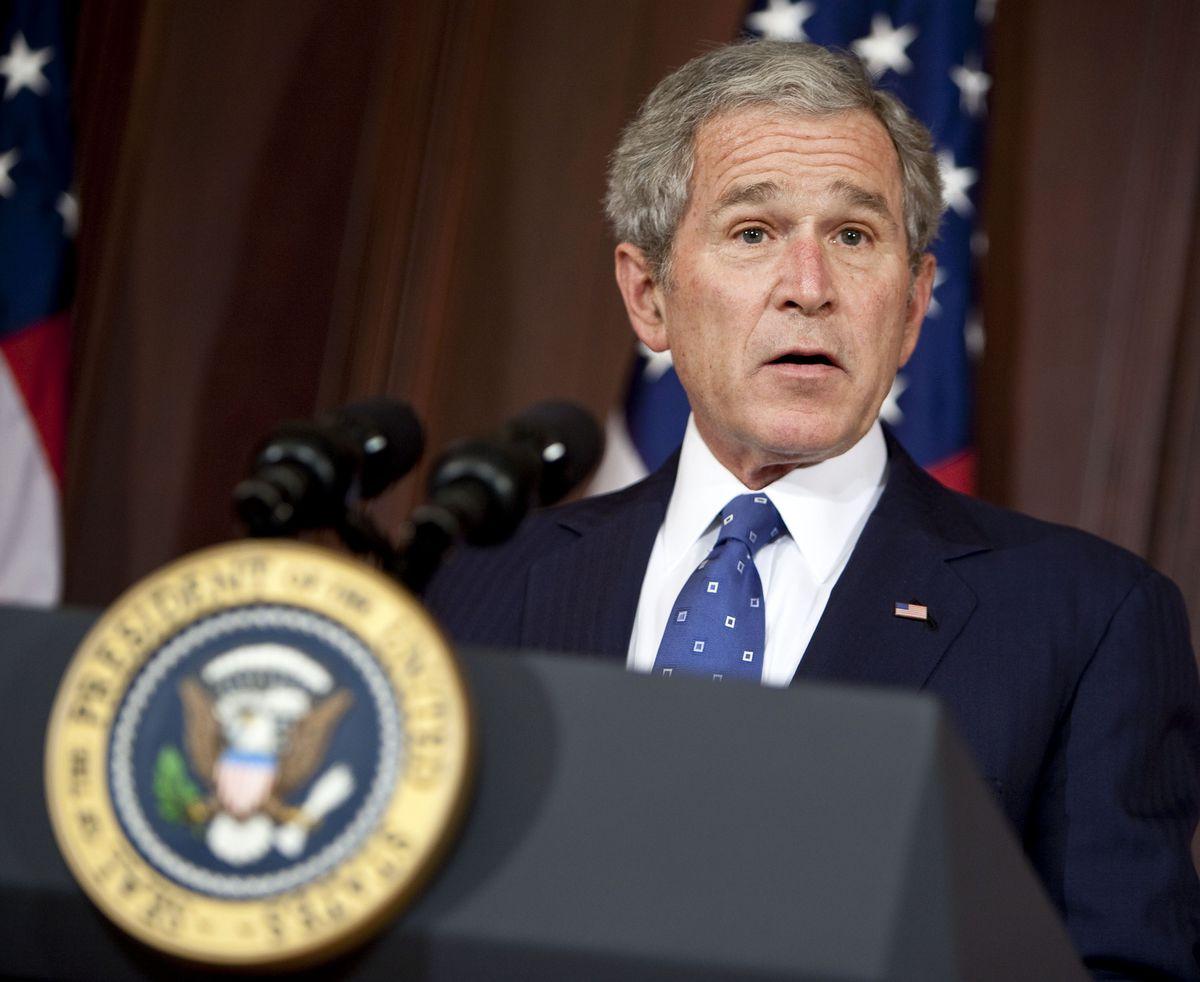 Bush Establishes Marianas Trench Marine National Monument