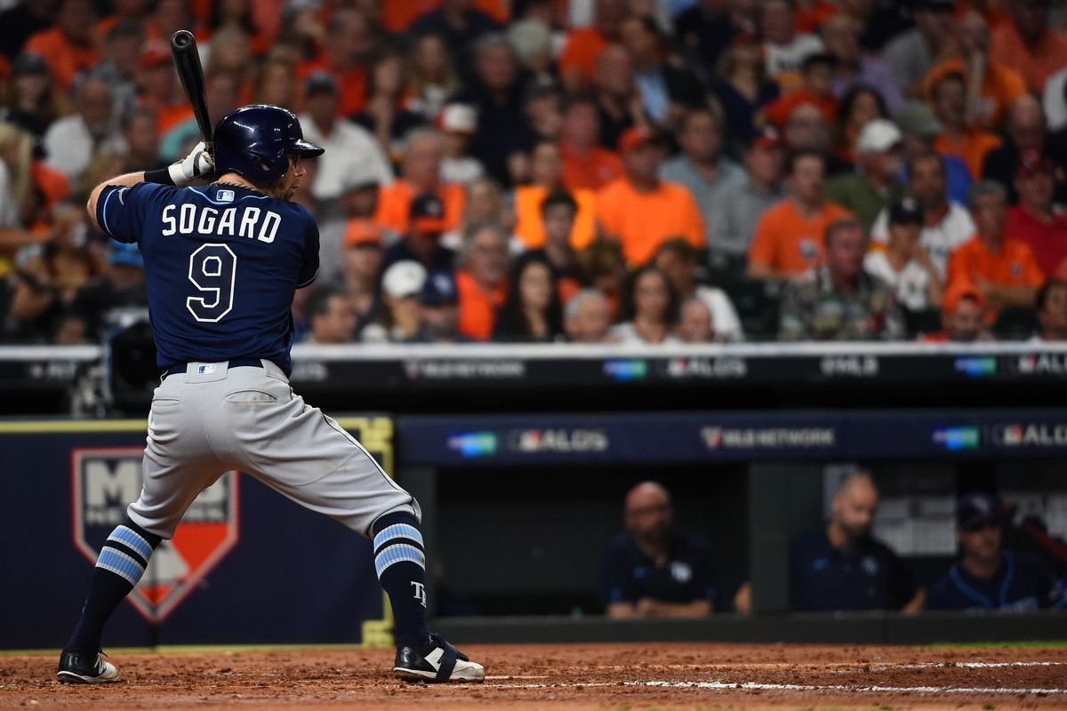 2019 ALDS Game 5 - Tampa Bay Rays v. Houston Astros