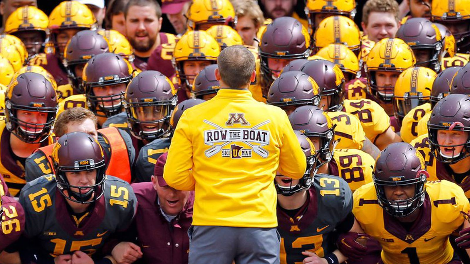 PJ Fleck keeps Minnesota Football recruiting in the news ... Gopher Hockey