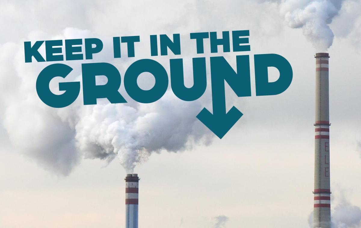 Sen. Jeff Merkley has sponsored a Keep It In the Ground Act.