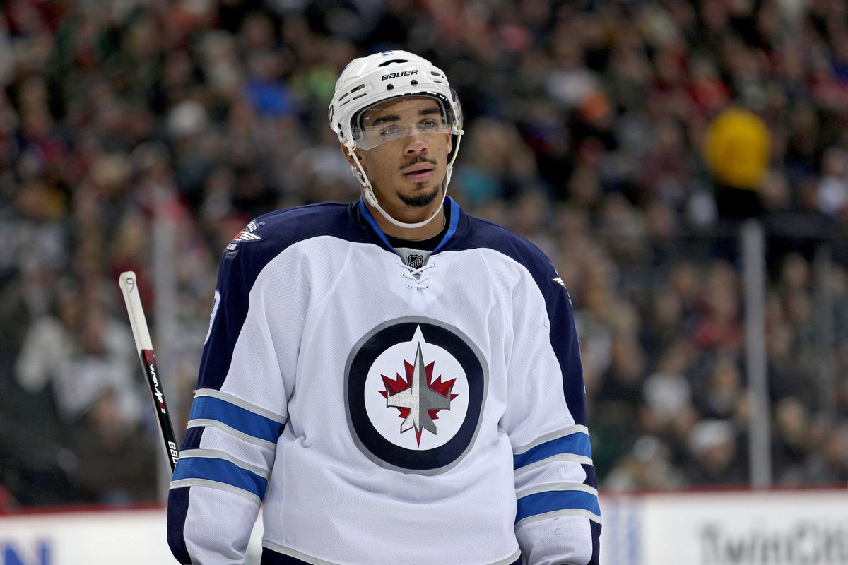 Everyone is to blame when it comes to Evander Kane ...