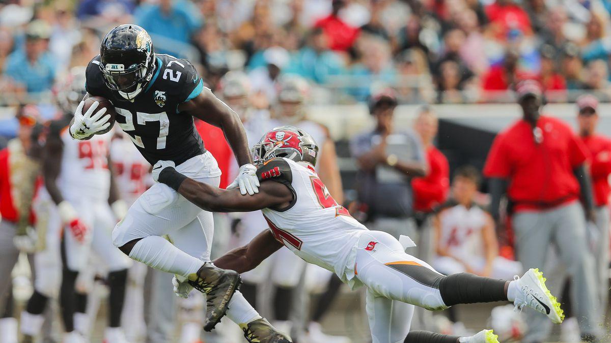Tampa Bay Buccaneers vJacksonville Jaguars