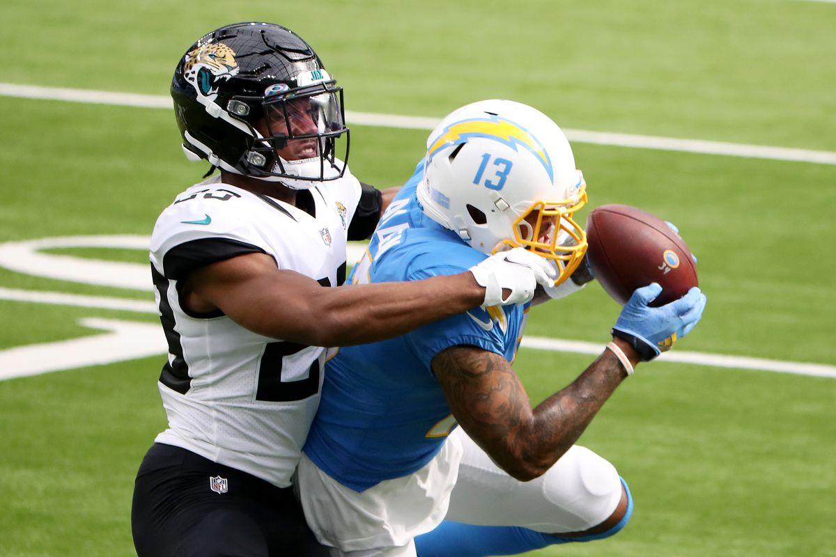 Jacksonville Jaguars v Los Angeles Chargers