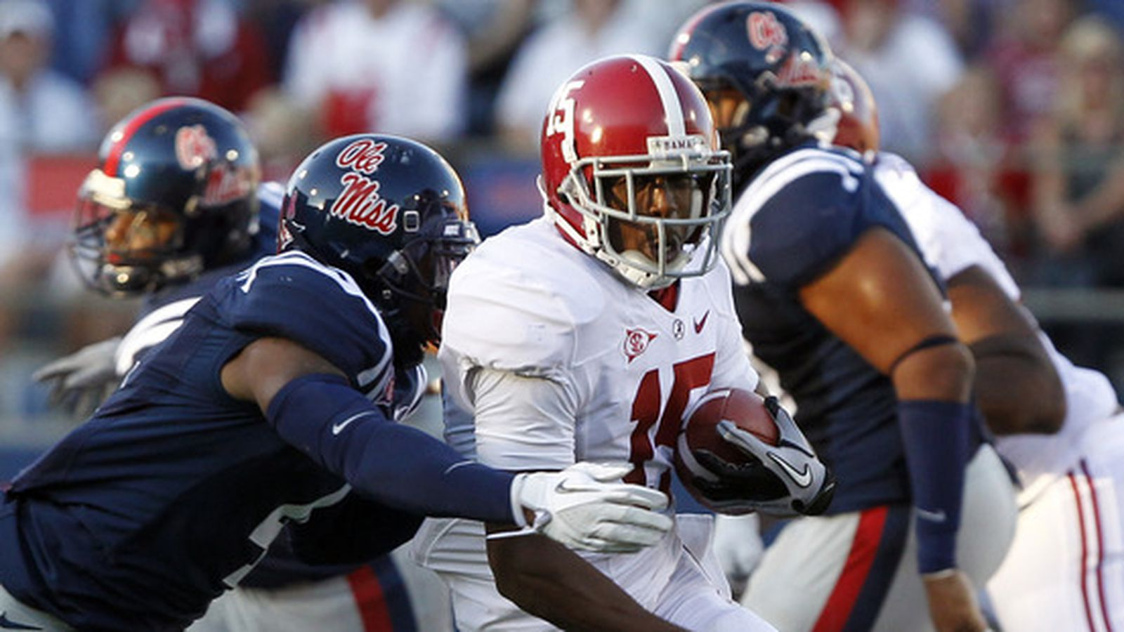 Predicting the 2013 SEC: Ole Miss