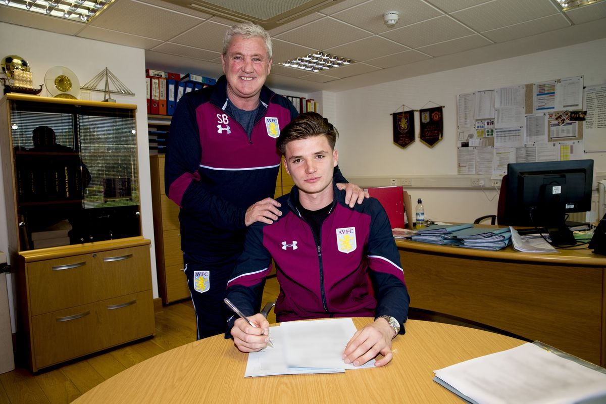 Matija Sarkic Signs a New Contract with Aston Villa