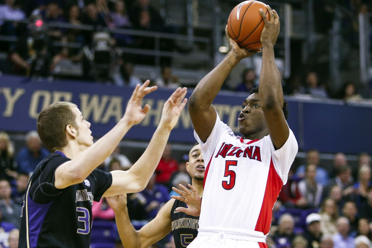 Arizona forward Stanley Johnson could be the prize if Atlanta lands in the lottery.