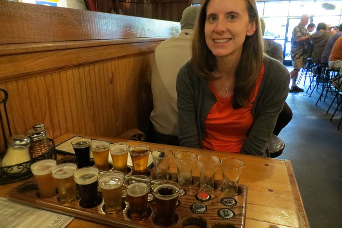 Good Beer's Sarah Schradin