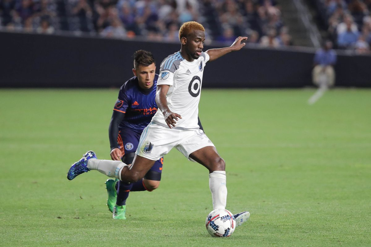 MLS: Minnesota United FC at New York City FC