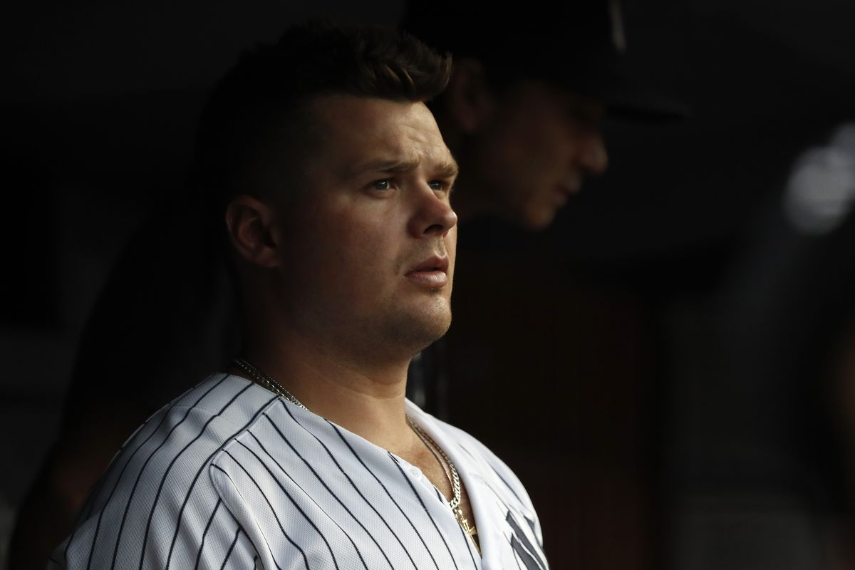 Yankees Injury Update: Luke Voit, Giancarlo Stanton, and Luis Severino