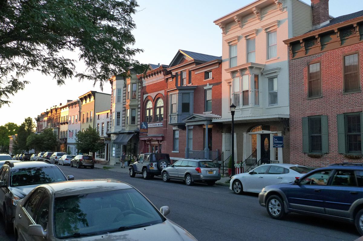 Hudson's Warren Street