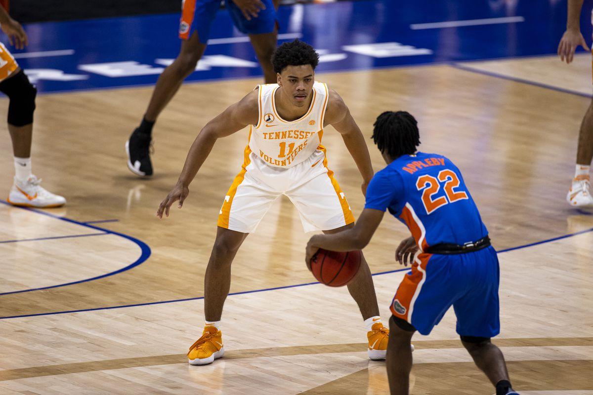 SEC Men's Basketball Tournament - Tennessee v Florida