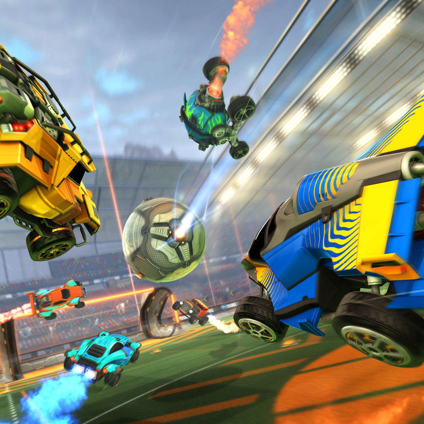 Epic buys Rocket League developer Psyonix, strongly hints it will