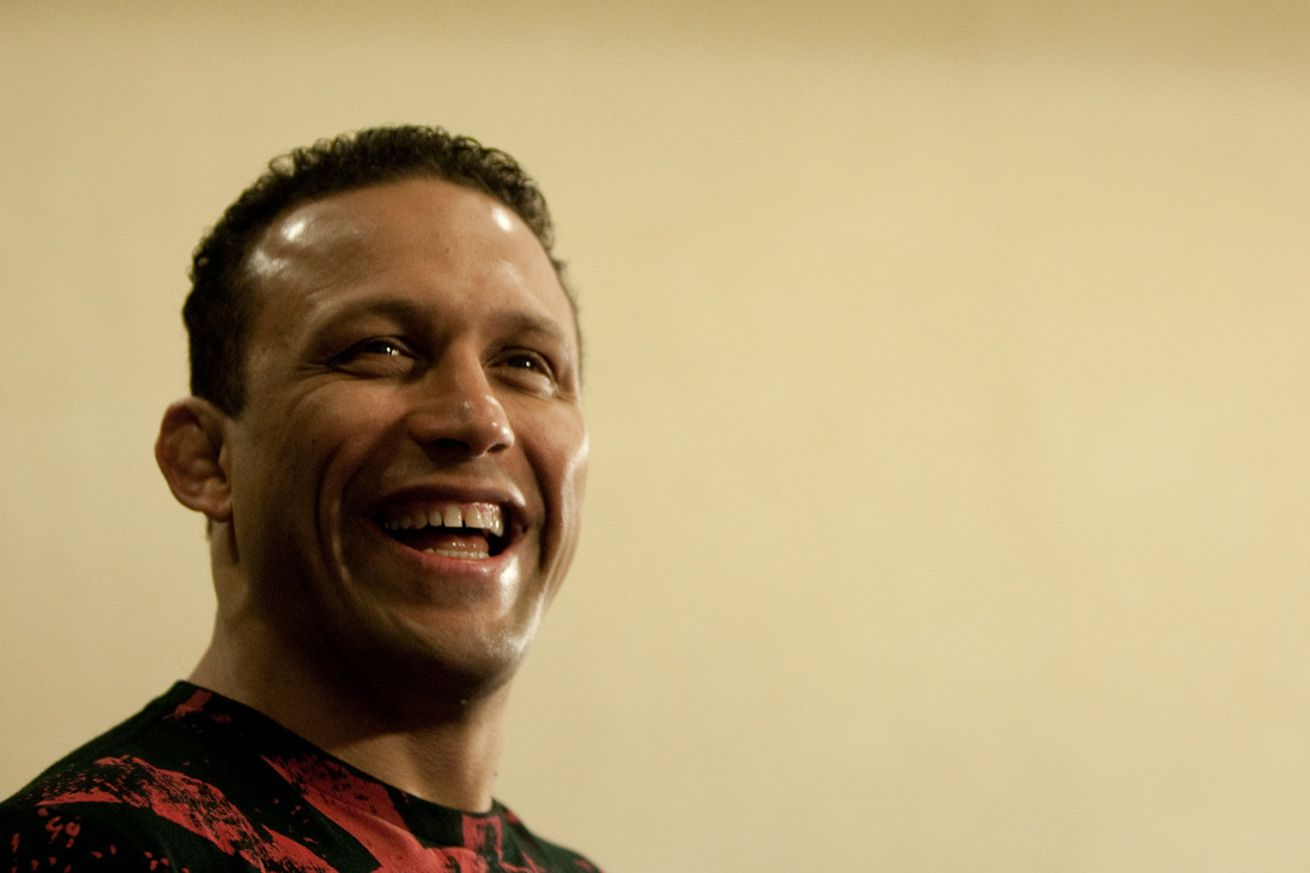 Renzo Gracie gets new opponent for ADCC match