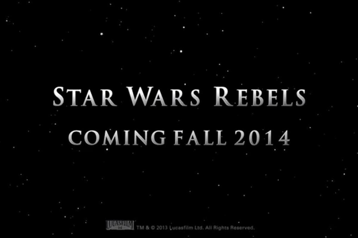 Star Wars Rebels teaser