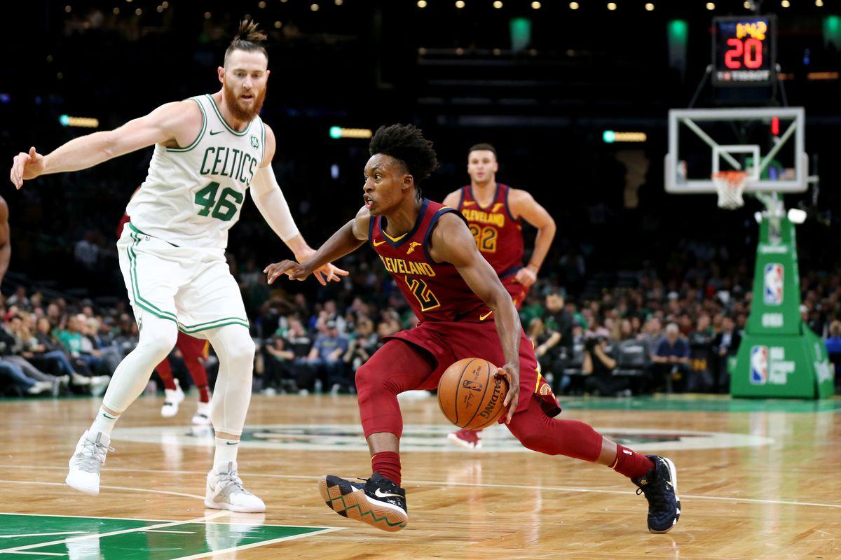 e1dd99410342 Final Score  Cavs beat Celtics 102-95 in preseason opener - Fear The ...