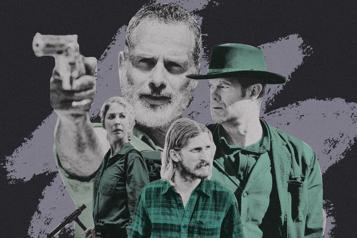 The Walking Dead' Is Dead  Long Live 'The Walking Dead'? - The Ringer