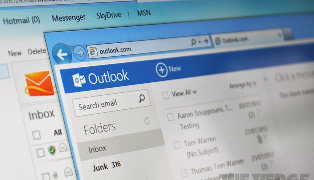 Microsoft changes policies for snooping on Outlook com