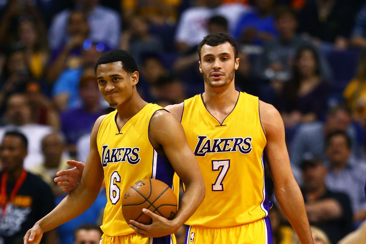 e9610327bea Lakers Trade: Jordan Clarkson, Larry Nance Jr. traded to Cavaliers for  Isaiah Thomas package