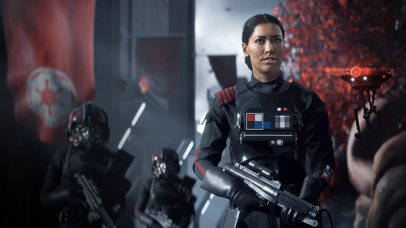Star Wars Battlefront 2's Janina Gavankar is ready to be the new queen of E3