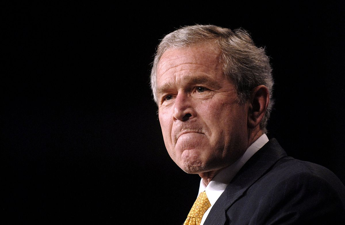 Bush Attends Republican National Committee Gala