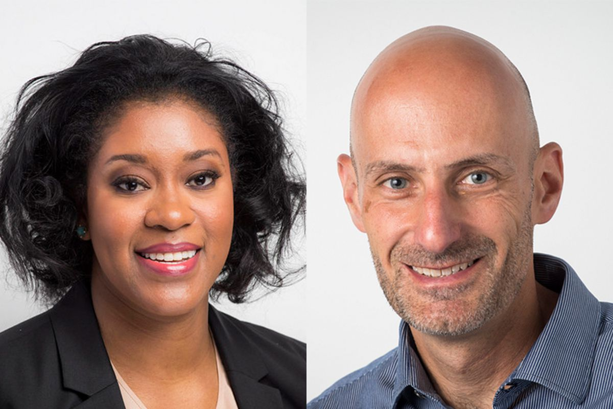 Nykia Wright is now the full-time CEO at Sun-Times Media, and Chris Fusco's title is changing to executive editor.