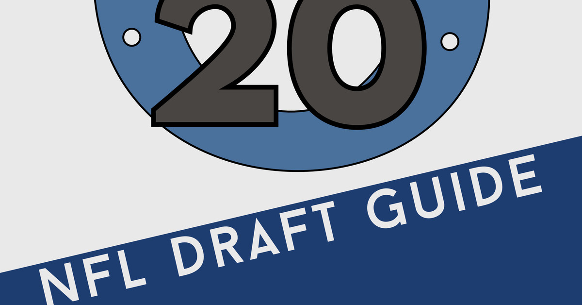 2020 Anthony Arena Memorial NFL Draft Guide to Launch April 11th