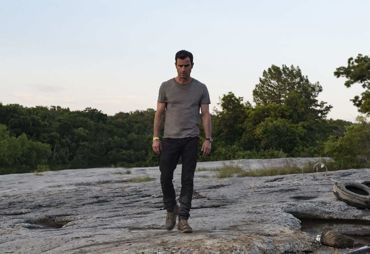 Kevin in The Leftovers.