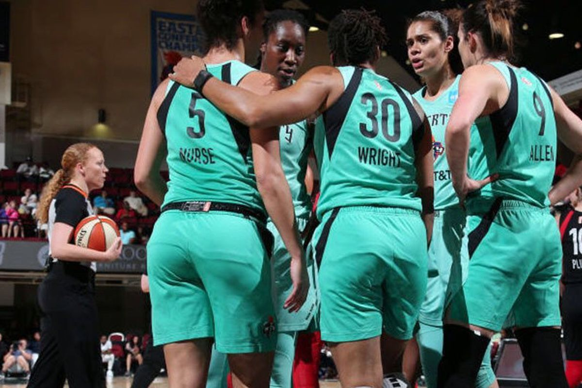 WNBA Preview: Liberty look to win second consecutive game against Aces