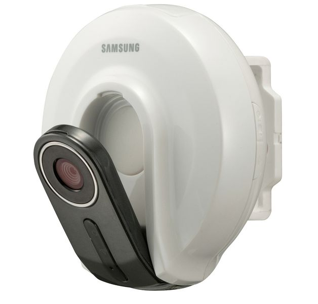 samsung announces wi fi video baby monitor at ces 2012 the verge. Black Bedroom Furniture Sets. Home Design Ideas