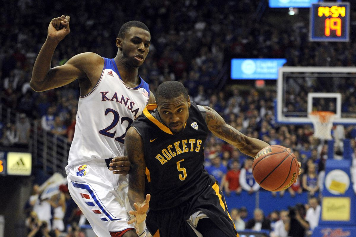 That's right, Andrew Wiggins. You can't guard Rian Pearson.