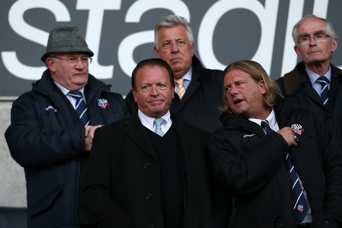 Next Bolton manager - this man knows better than most where we're at in the hunt