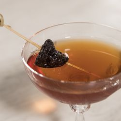 """The """"Up with Fun Cocktail"""" by Koval Distillery. 