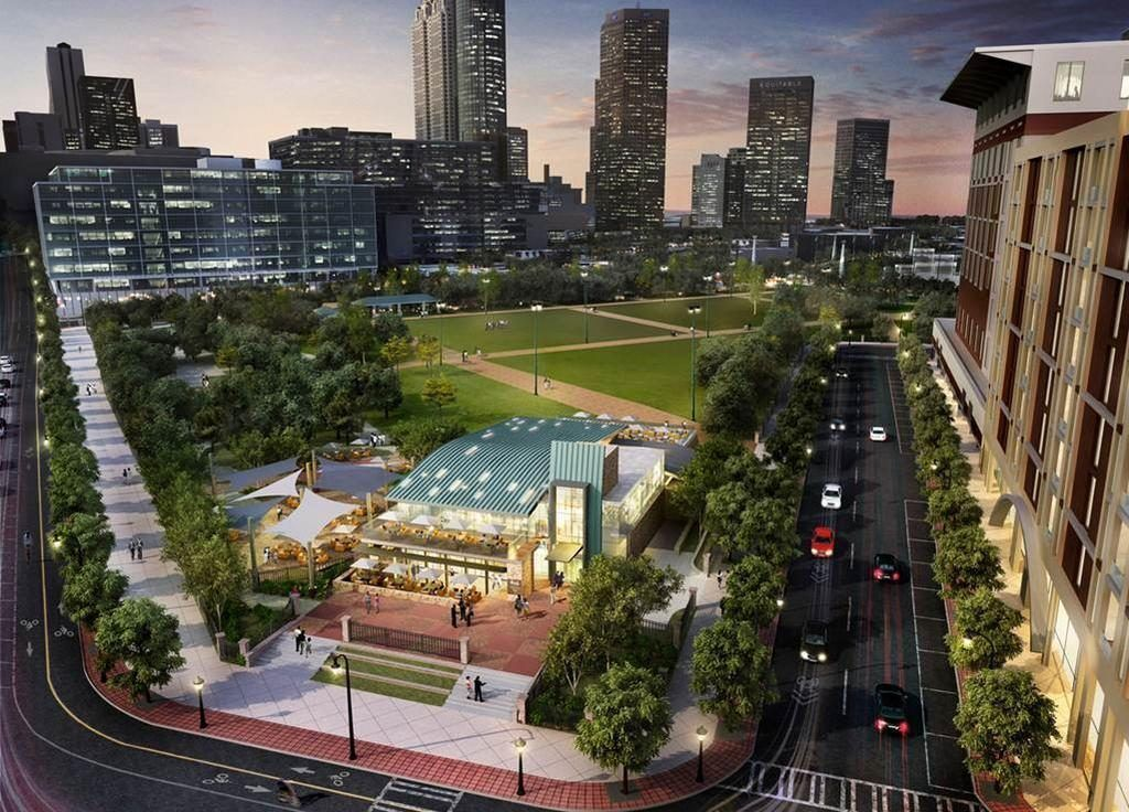 Centennial Olympic Park Expansion