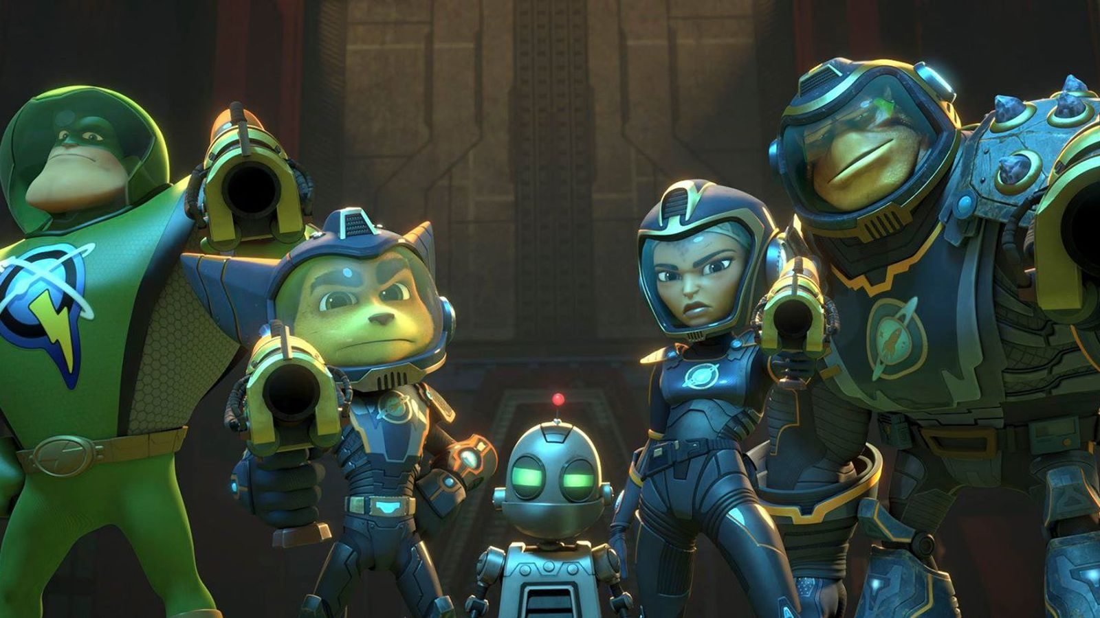 ratchet and clank 2002 cutscenes