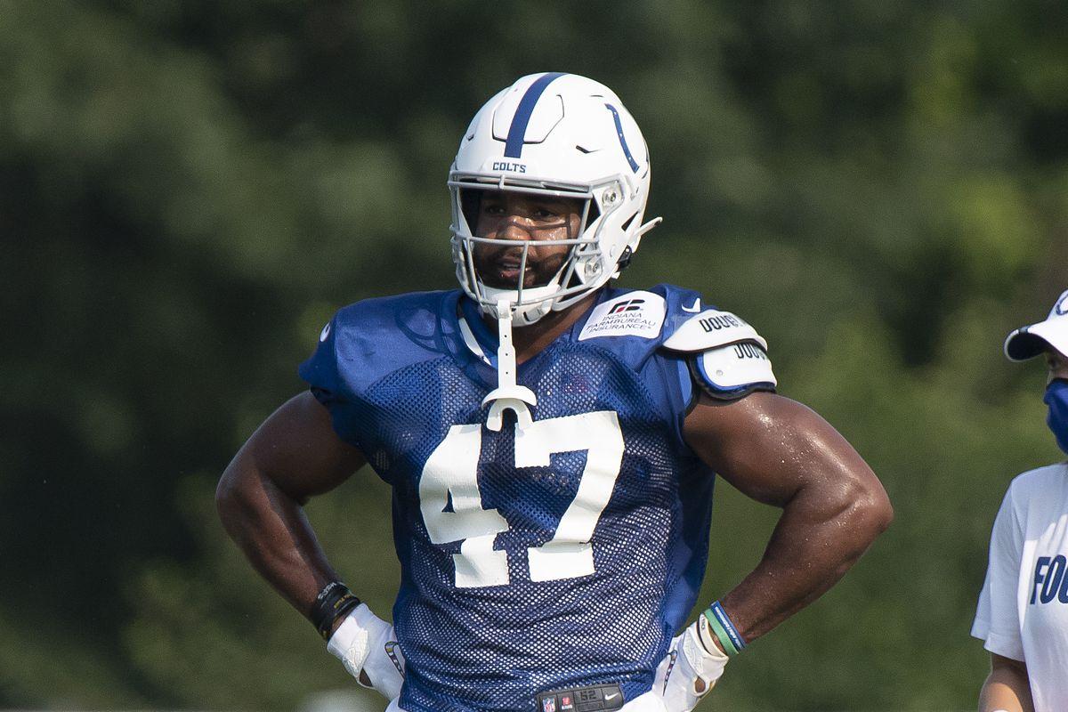 NFL: Indianapolis Colts-Trainig Camp