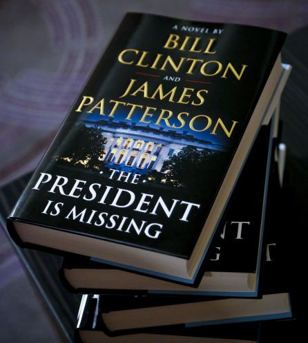 """<a href=""""https://www.littlebrown.com/titles/james-patterson/the-president-is-missing/9780316412698/#module-whats-inside"""" target=""""_blank"""" rel=""""noopener"""">Click here to read a sample.</a>"""