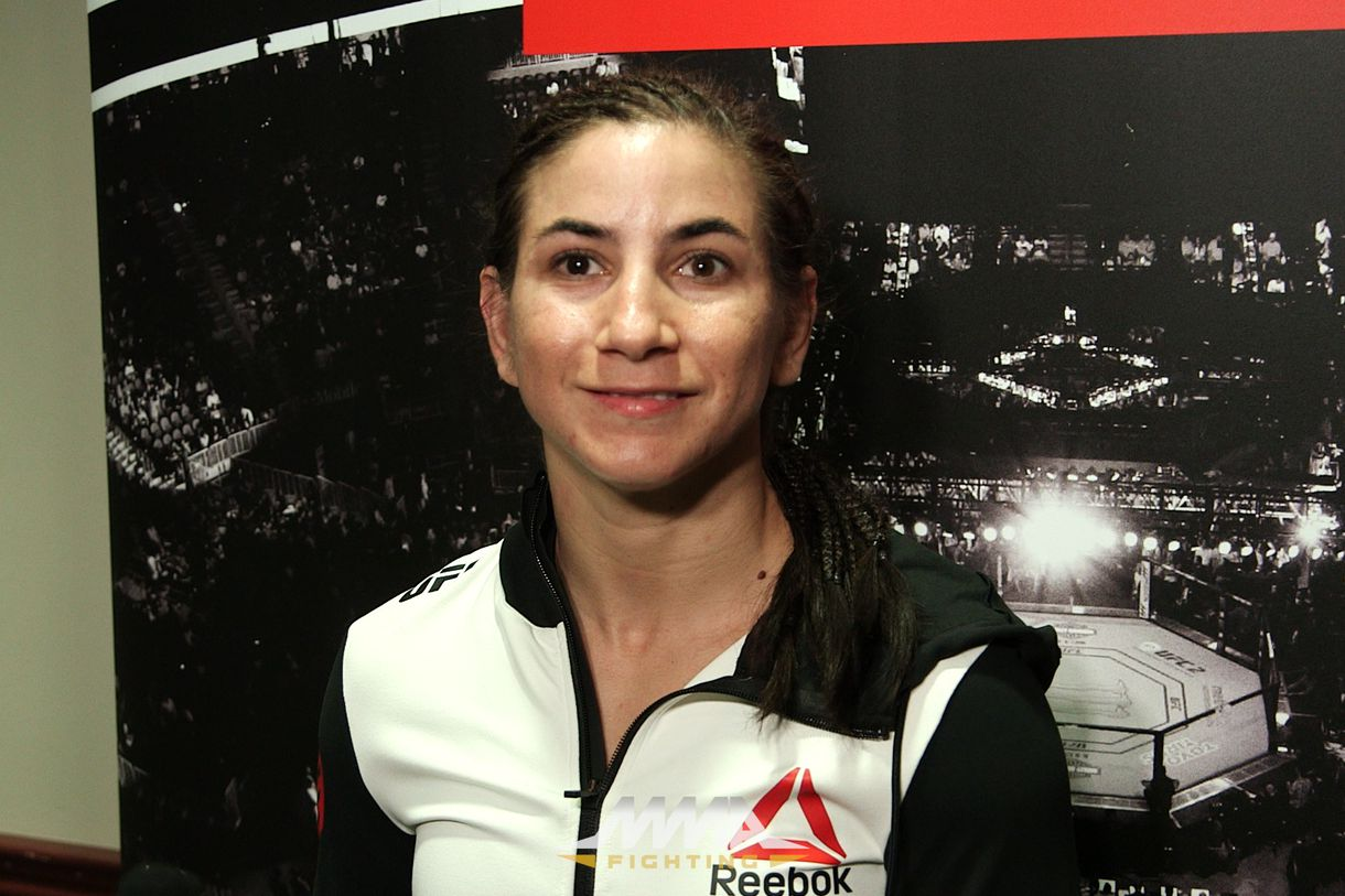 Angela Hill vs. Tecia Torres rematch set for UFC 256