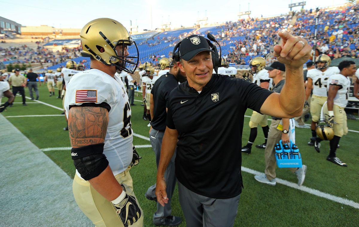 NCAA Football: Army at Duke