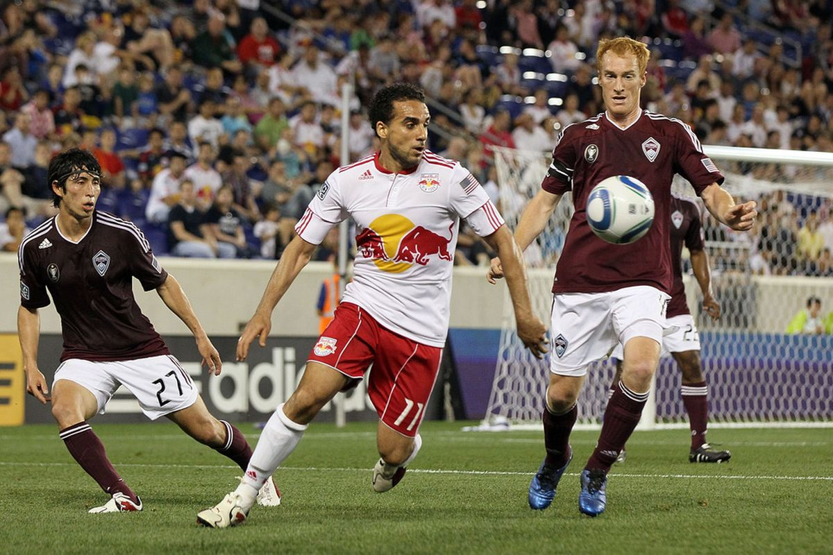 Jeff Larentowicz (Photo by Jim McIsaac/Getty Images)