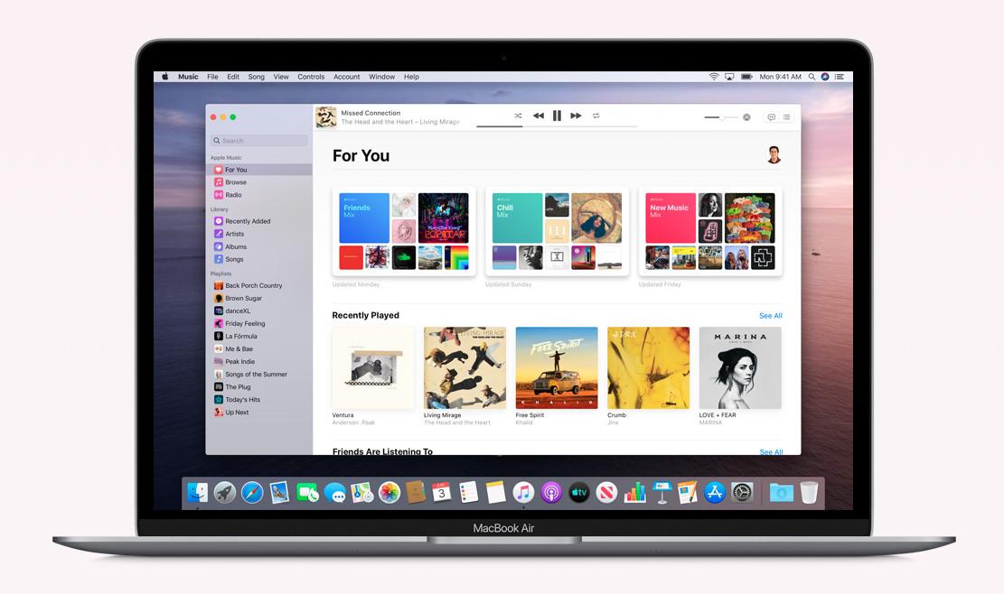 macOS Catalina first look: goodbye, iTunes