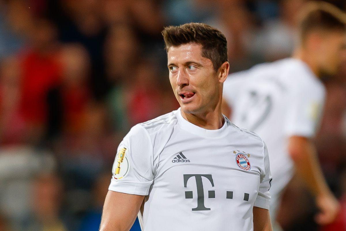 finest selection afa07 e0b89 Bayern Munich's Robert Lewandowski opens up on Fiete Arp ...